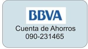 Donación en Banco BBVA Colombia