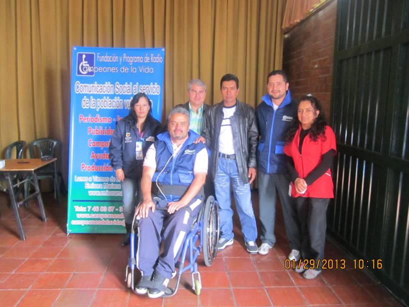 Conferencia de Jorge Escalante  en Bosa - Bogotá