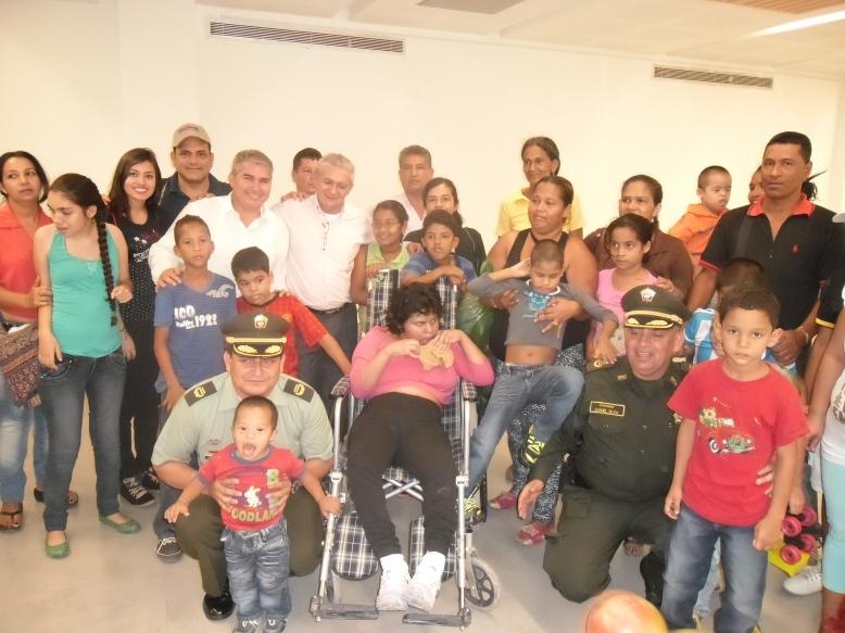 niños con discapacidad del atlantico
