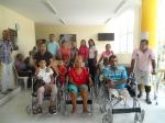 personas en condicion de discapacidad reciben ayudas tecnicas