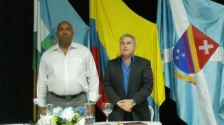 Robinson Dawkins y Jorge Escalante