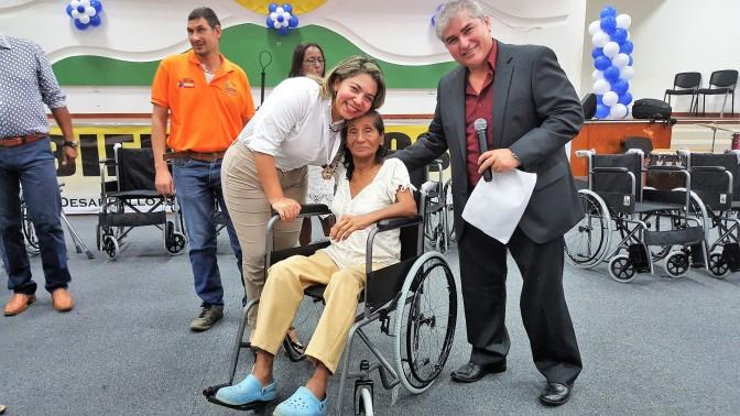 Clausura programa de inclusion social cambiemos la discapacidad por la supercapacidad